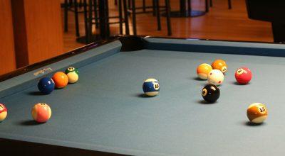 Anniversary of open billiards tournament